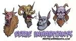EERIE INHABITANTS