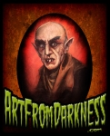 NOSFERATU ART FROM DARKNESS