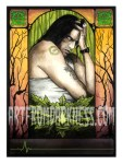 peter steele green man artfromdarkness.com 1