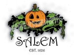 Halloween Pumpkin – Salem
